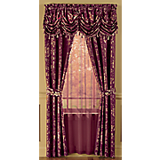 primavera jacquard window set