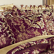 primavera jacquard square accent pillow