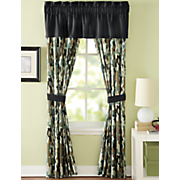 camo panel pair and valance