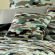 Camo Decorative Pillow