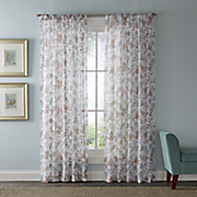 athena crushed voile panel