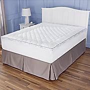 sleep connection maxloft mattress pad by montgomery ward