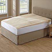 geoincline mattress topper by beautyrest