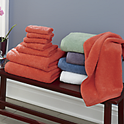 Comfort Creek® 8-Piece Chenille Towel Set by Montgomery Ward