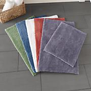 comfort creek 2 pc  microchenille bath mat set by montgomery ward