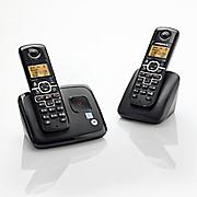 cordless 2 phone system by motorola