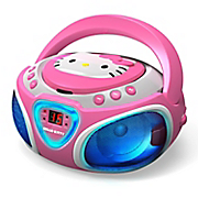 Hello Kitty CD Boom Box