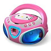 Hello Kitty CD Boom Box