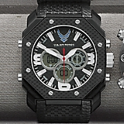 U.S. Air Force Armor Wrist Watch