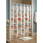 Natures Palette Shower Curtain