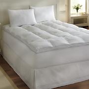 memory fiber mattress topper by sensorpedic