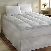 Memory Fiber Mattress Topper and Pillow by Sensorpedic®