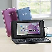 "7"" Or 10"" Suprapad Tablet with Keyboard Case by Iview"