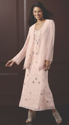 Charlotte Jacket Dress