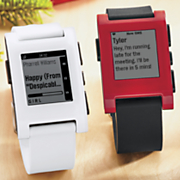 1 3  touchscreen smartwatch by pebble