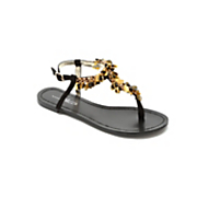 flashy dangle sandal by midnight velvet