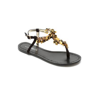 Flashy Dangle Sandal by Midnight Velvet