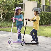 lit scooter by razor