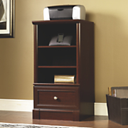 Palladia Cherry 3-Shelf Storage Cabinet