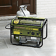 4000 watt propane generator by sportsman
