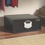 pull out drawer safe by honeywell