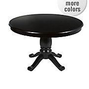 farrah pedestal table
