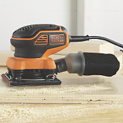 corded sheet sander by black   decker