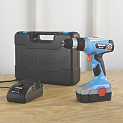 cordless drill by channellock