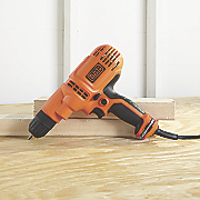 corded drill driver by black   decker