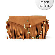bdalenna fringe cross body bag by steve madden