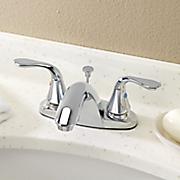 2 handle bathroom faucet