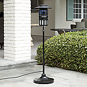 insect trap with pole stand by dynatrap