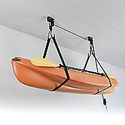 ceiling mount garage hoist by cargoloc