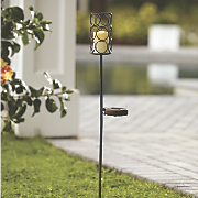 praha solar stake light