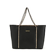 chain bag in bag tote by under one sky