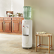 floor water cooler and dispenser by montgomery ward