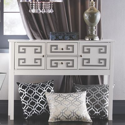 Greek Console Table