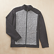 space dye jacket by adidas