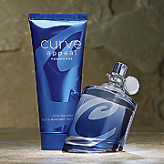 2 pc  curve appeal set for men by elizabeth arden