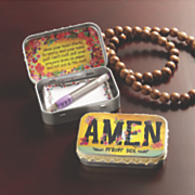 amen prayer box