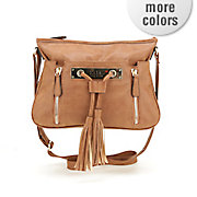 full time cross body bag by nicole miller