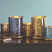 multi cylinder candleholder