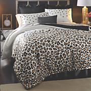 untamed 6 pc  comforter set