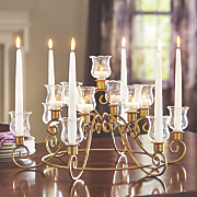 13 light candelabrum