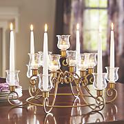 13 light candelabrum