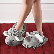 Animal Face Slippers