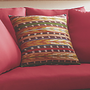 Artisan Woven Pillow