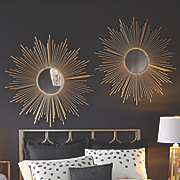 sunburst mirror 183