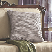 ripples accent pillow