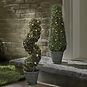 solar topiary trees 52